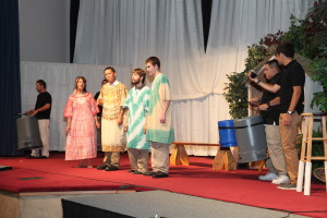 Dinner Theater: African music