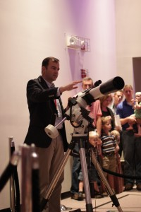 Mike Chapa's Telescope Demonstration