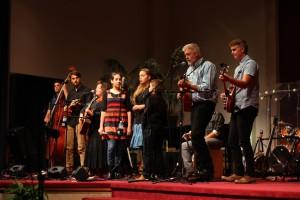 The Josties in Concert