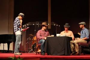 The Men of Radio Theater